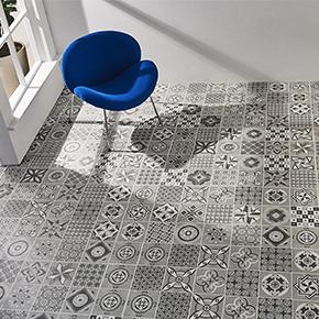 LVT塑料地板石纹系列